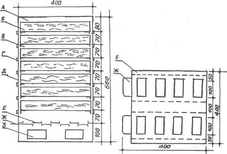 Конструкции огневых сушилок