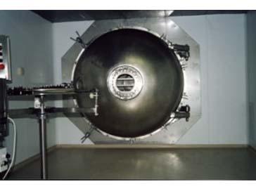 Оборудование сублимационной сушки