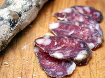 свиная вяленая колбаса рецепт